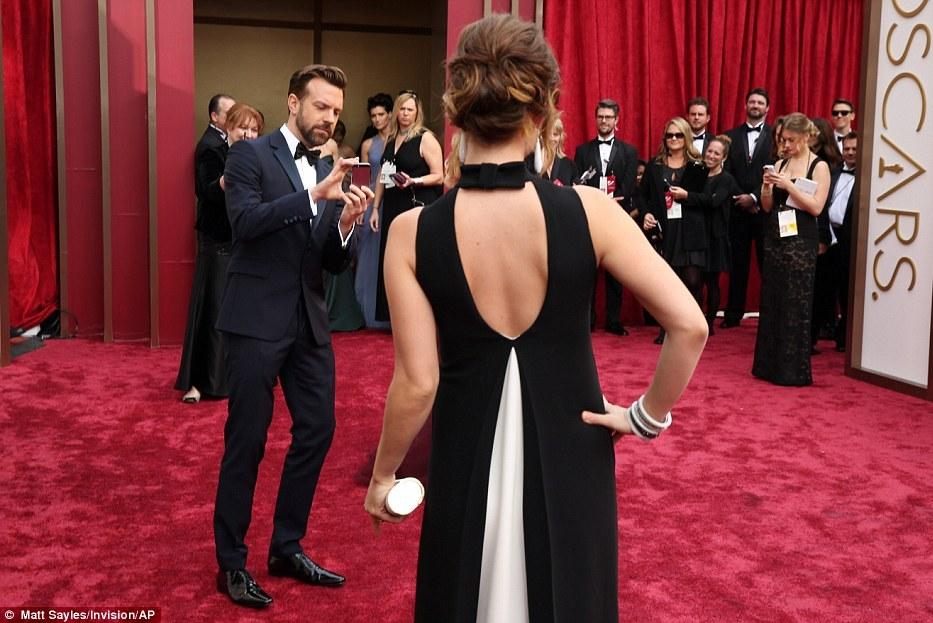 Oscar Red Carpet