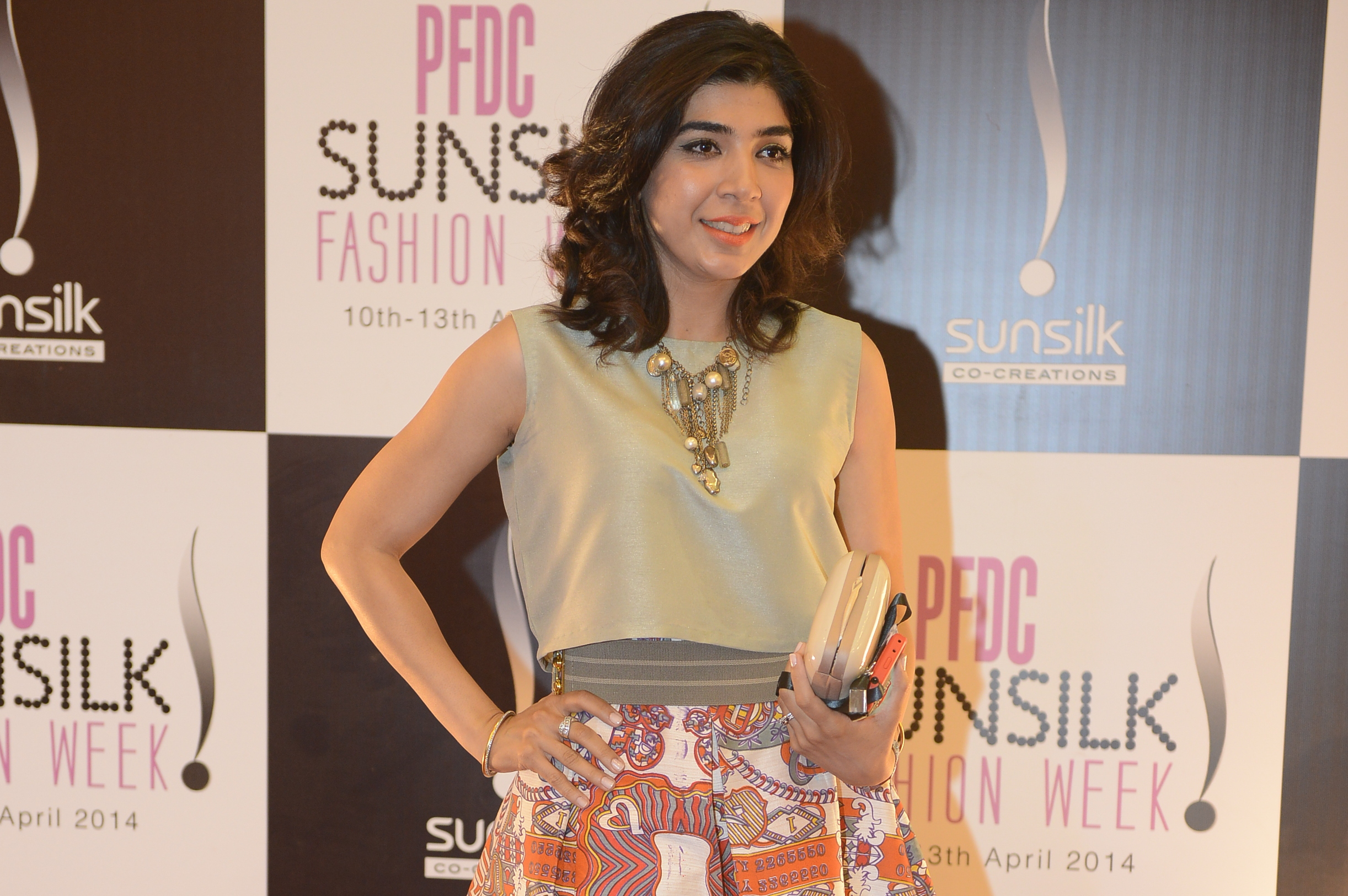 Sadaf Zarrar Fashion Week Style