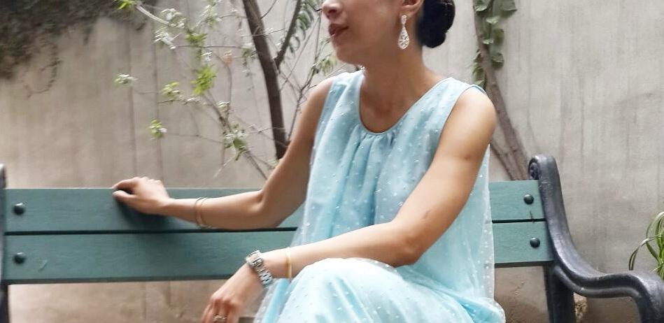 Sadaf Zarrar SiddySays Muse for Eid