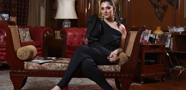 Zahraa Saifullah Lakme Fashion Week