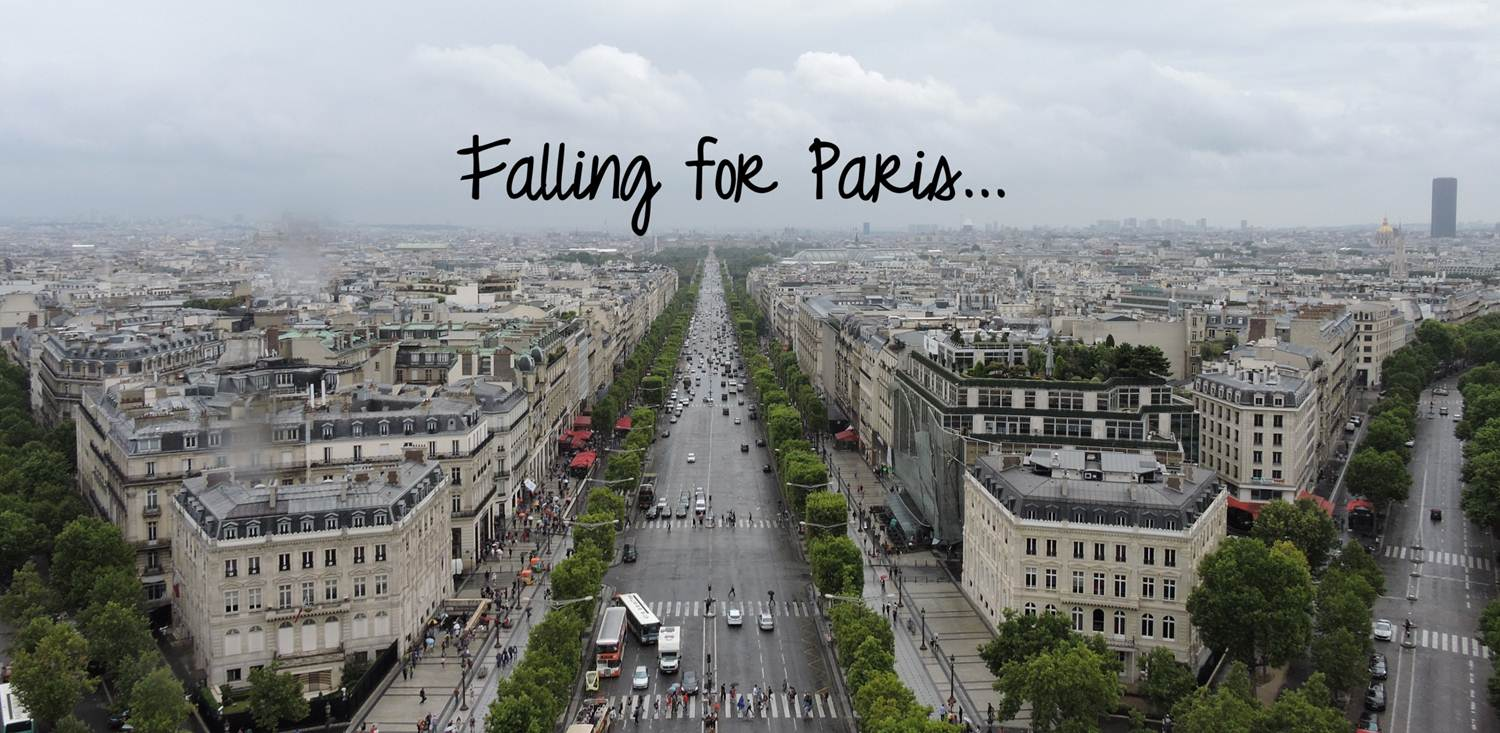 Amna Niazi Paris Travelogue