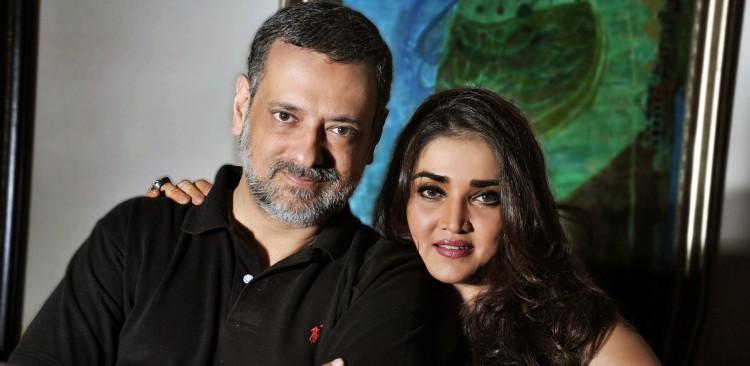 Huma and Amir Adnan