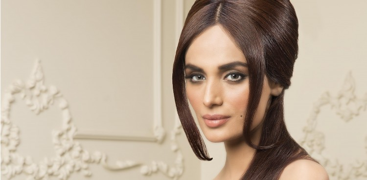 Mehreen Syed L'Oreal Paris Excellence Creme- Legends Collection