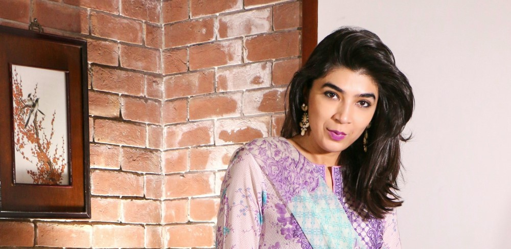 Sapphire Pakistan Day to Night Lawn Looks Sadaf Zarrar titles image