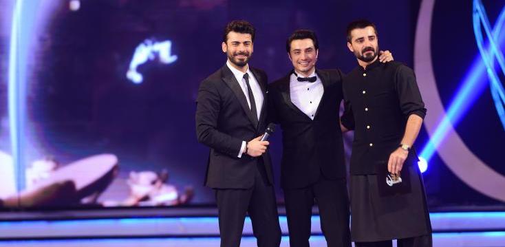 Fawad Khan, Ali Zafar, Hamza Ali Abbasi